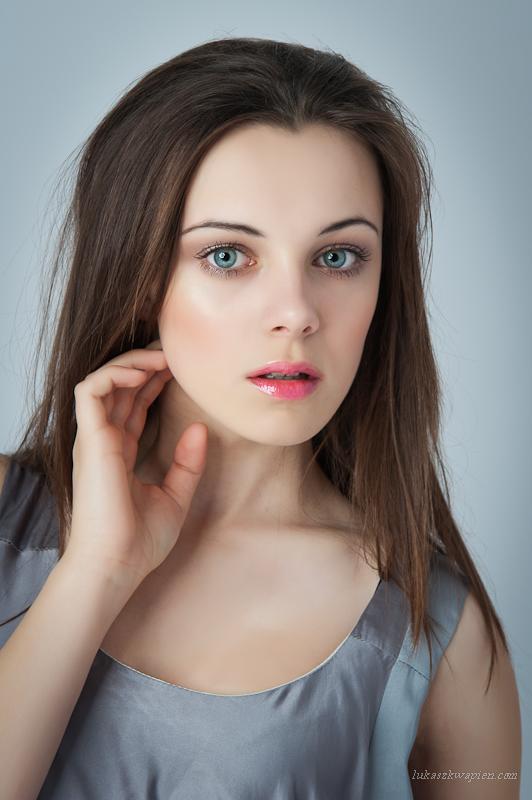Melisa - portret | Łukasz Kwapień Fotografia