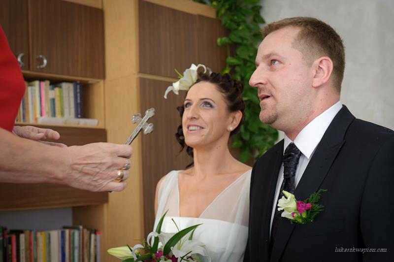Zdjęcia ślubne warszawa - Państwo Młodzi