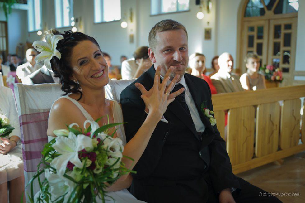 Sywlwia i Maciek – przygotowania i ceremonia