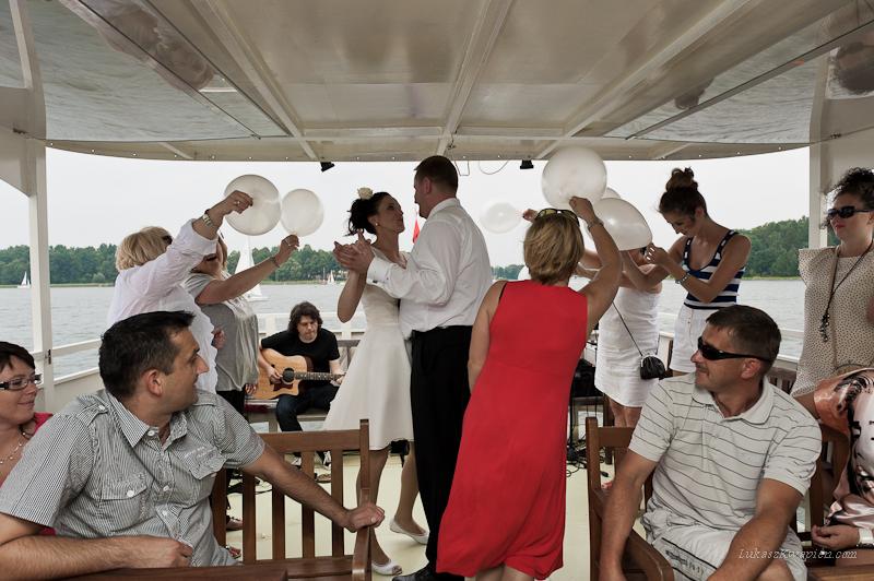 Impreza na statku