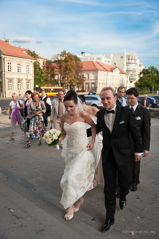 Kamila i Adam | Fotograf: BEO Studio - fotografia ślubna Warszawa