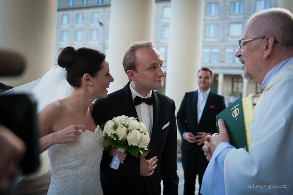 Kamila i Adam zdjęcia ze ślubu