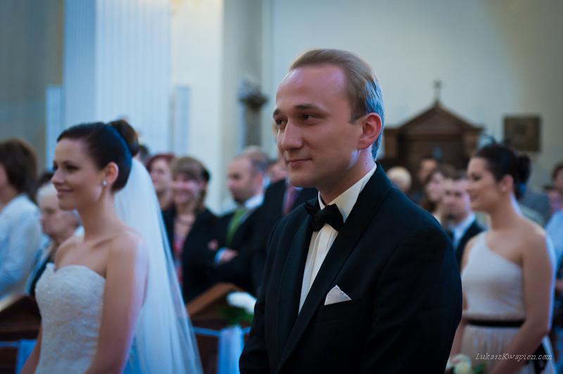 Kamila i Adam fotografia ślubna