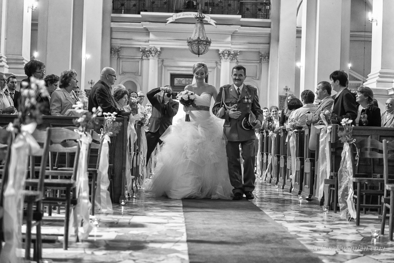 Marysia i Piotr fotografia ślubna