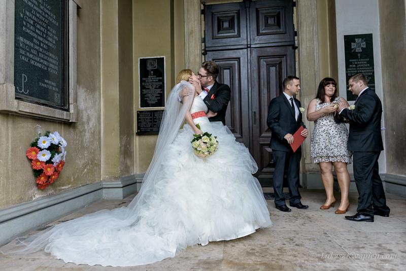 Marysia i Piotr zdjęcie ślubne 58