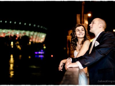 Dorota i Konrad – plener ślubny