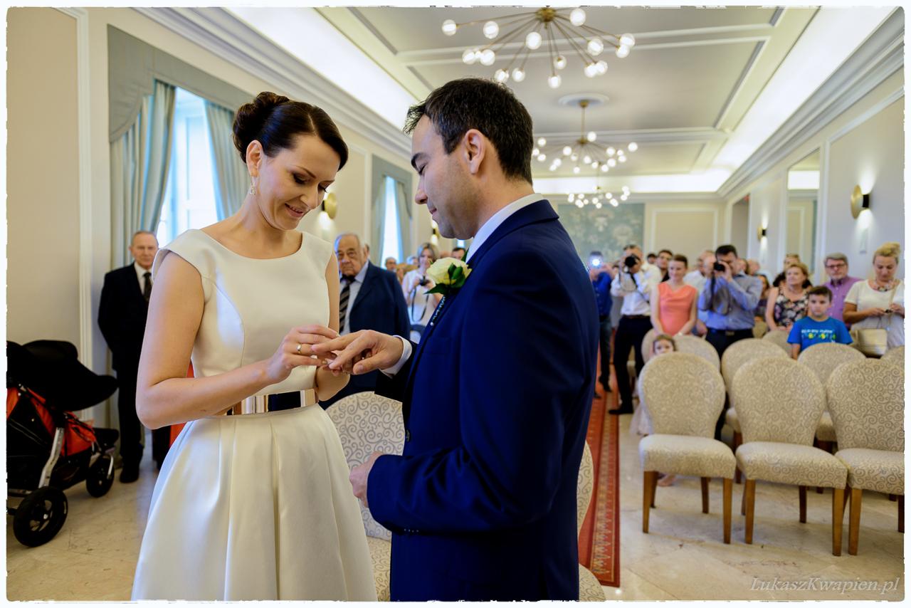 Danka i Julek - fotografia ślubna