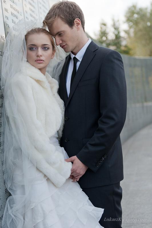 Danusia i Borys - fotografia ślubna