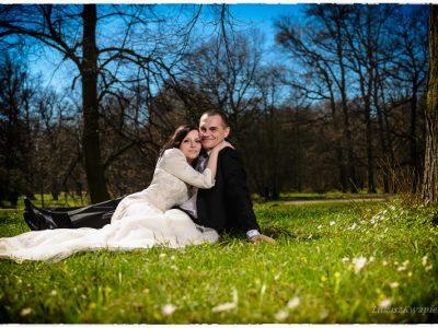 Asia i Zbyszek   fotografia ślubna
