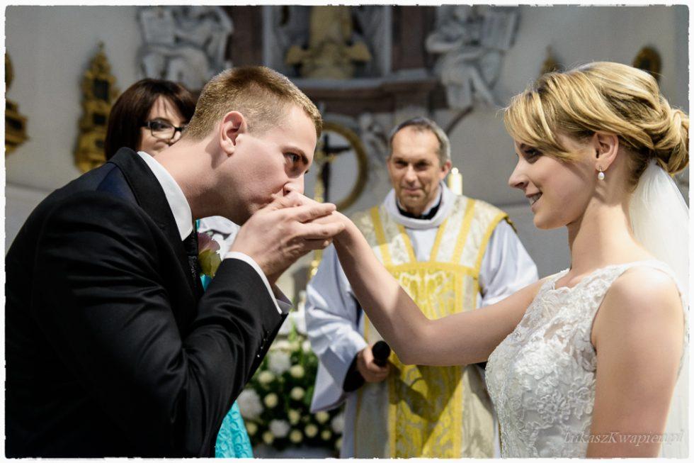 Monika i Marcin – fotografie ślubne