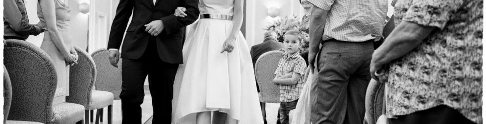 Danka i Julek - zdjęcia ślubne