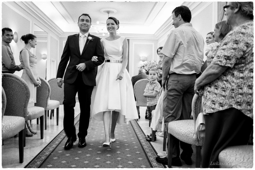 Danka i Julek – Ceremonia Ślubna
